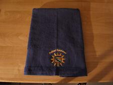 Handtuch Polizei Sachsen (dunkelblau)