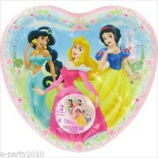 DISNEY PRINCESS Fairy-Tale Friends LARGE PLATES (8) ~ Birthday Party Supplies