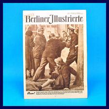 DDR NBI 15/1953 - Dornburg Strandmode Demo in Bonn Eisenhowers Nazis