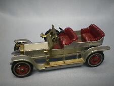 MATCHBOX MODELS OF YESTERYEAR Y-10 1906 ROLLS ROYCE SILVER GHOST