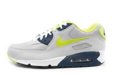 Nike Air Max 90 Essential 537384-031 Grey Squadron Blue Cyber 2013 Release