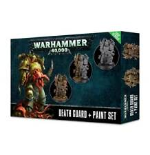 Death Guard + Paint Set New Chaos Space Marines