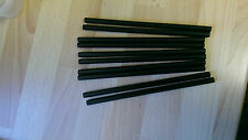 PERSONALISED BLACK HB PENCILS (10 PACK) IDEAL FOR GIFT OR BACK TO SCHOOL n/e