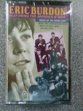 ERIC BURDON - FEATURING THE ANIMALS & WAR - ALBUM - CASSETTE TAPE - NEW & SEALED
