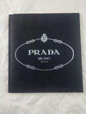 Prada Gifts 2008 Catalogue Look Book Accessories Wallets Purses