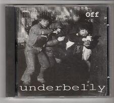 (HC83) Underbelly, Off - 1994 CD