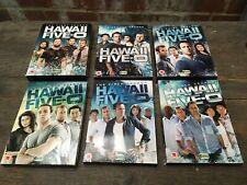 Hawaii Five-O Complete Series 1-6/Seasons One to Six(R2 DVD)5 O 37 Discs 2 3 4 5