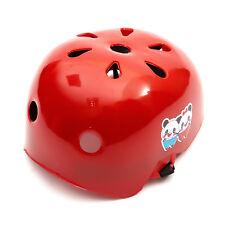 niña niño infantil rojo CASCO 2-5 AÑOS Escúter Skate Bicicleta Juguete TRICICLO