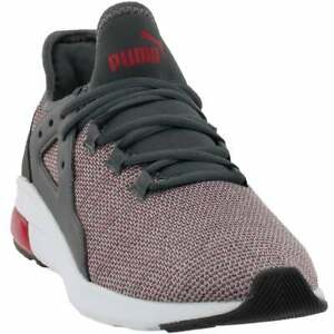 Puma Electron Street Knit Lace Up  Mens  Sneakers Shoes Casual   - Size 12 D