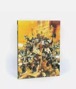 Warhammer 40k Black Templars - Limited Codex Supplement