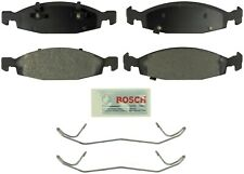 Front Brake Pad Set For 1999-2002 Jeep Grand Cherokee 2000 2001 Bosch BE790H