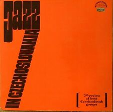 Various-Jazz In Czechoslovakia 1965-Supraphon 55724-CZECH