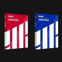 iKON New Kids Continue Album 2SET Ver CD+Poster+Booklet+PhotoCard KPOP