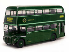 SUNSTAR 1:24 SCALE 2912 1958 ROUTEMASTER RMC1469 - 469 CLT GREEN LINE BUS *NEW*