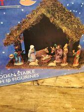 Premier Nativity Set Boxed