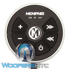 MEMPHIS MXABTRX BLUETOOTH CONTROLLER AUX USB BOAT MARINE MOTORCYCLE 5 VOLT OUT