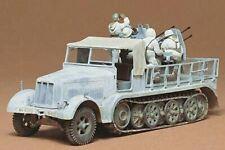 Tamiya - 1/35 German 8T Half Track Sdkfz 7/1 Plastic Model Kit