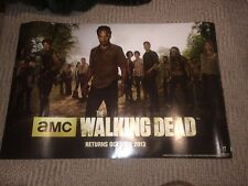 "The Walking Dead TV Series Show Season 3 36""x24"" Poster Daryl Dixon Zombie"