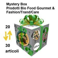 Mystery Boîtes Deluxe : Boîte Mystère Produits Bio Food Gourmet Sicile + Mode