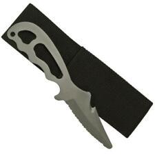 Xray-Scuba Titanmesser Sharp Cut mit Nylontasche