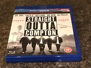 Straight Outta Compton Director`s Cut Blu-ray DR Dre, Eazy-E, Ice Cube, MC Ren..