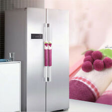 Refrigerator Oven Door Handle Cover Kitchen Gadgets Free of Smudge Dust Prevent