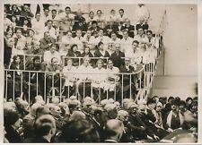 PARIS c. 1930 - Cérémonie Grand Amphithéâtre de l'Hôpital Necker - PRM 246