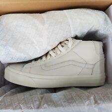ce85383662f3 Vans OG Mid Skool LX Skate Shoes Mens 8 US Marshmallow NEW Es DC Vans Etnies