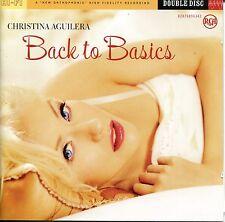 Back To Basics by Christina Aguilera (2CDs, 2006, RCA)