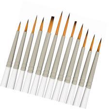 Pro Arte-Cepillos de Nylon tynex Plana-Series 30 Aceite Acrílico Acuarela