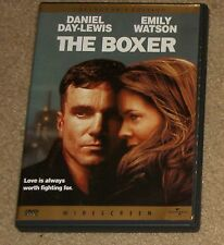 The Boxer DVD Collectors Edition
