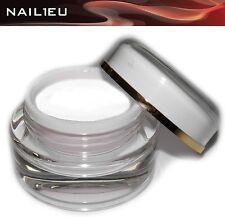 UV Frenchgel STUDIOLINE Weiß 30 ml/ Nagelgel Gel für French Maniküre French-Gel