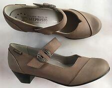 Chaussures MEPHISTO camel, neuves, 38,5