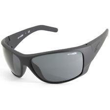 Arnette Heist 2.0 AN4215 447/87 Matte Black/Grey Men's Sport Wrap Sunglasses
