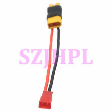 XT30 M/F Connector Adapter JST female in-line power Lipo battery FPV LED Lights