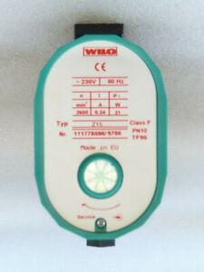 Wilo Star Z 15 C Zirkulationspumpe 85 mm 230 Volt 111780094 gebraucht P128/23