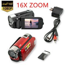 Camera 1080P HD Camcorder Digital Video Camera 16x Zoom HD Digital Video Camera