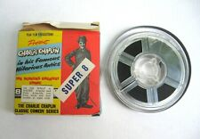 Vintage 'Oh What a Night' Charlie Chaplin & Fatty Arbuckle Super 8 Film Reel