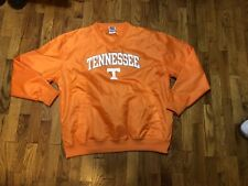 Vintage Mens Red Oak Sportswear Tennessee Vols Pullover Windbreaker Size Large