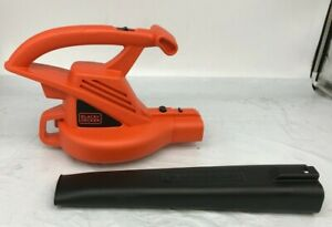 BLACK+DECKER LB700 7Amp Electric Leaf Blower, N