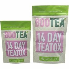 Bootea 14 Day Supply Teatox Weight Loss Program Detox & Cleanse