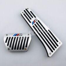 NO DRILL Foot Pedal Brake Gas BMW E90 E92 F10 F11 F07 F06 F12 F13 F01 Accessory