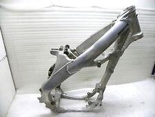 KAWASAKI KX250F KX 250 F FRAME 2007 2008 Main Aluminum Chassis Fork Shock #48