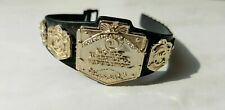 WWE JAKKS WRESTLING FIGURE ACCESSORY LIGHT HEAVY WEIGHT CHAMPIONSHIP Title Belt