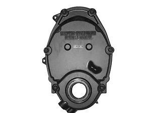 Chevy 4.3 4.3L Vortec Heavy Duty Timing Cover w/crank sensor hole 1996-2007