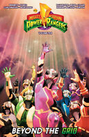 Mighty Morphin Power Rangers TPB Volume 10 Softcover Graphic Novel