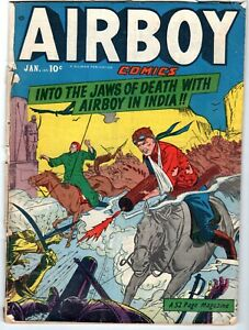 Airboy Volume 7 #12, Very Good Condition