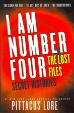 I Am Number Four : The Lost Files. Secret Histories., Paperback by Lore, Pitt...