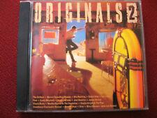 Originals 2 - 18 Songs by Original Artists - Rare Imported CD - Good as New!