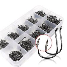 Octopus Fishing Hook - Set of 500pcs/Box/10 Sizes